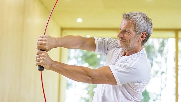 Shoulder supports medi archery - Shoulder supports medi archery