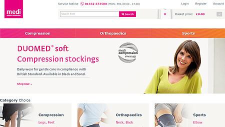 medi online shop