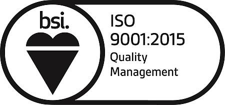 BSI Assurance Mark ISO 9001:2005