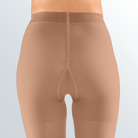 Pantyhose with compressive panty top from medi - Pantyhose with compressive panty top from medi