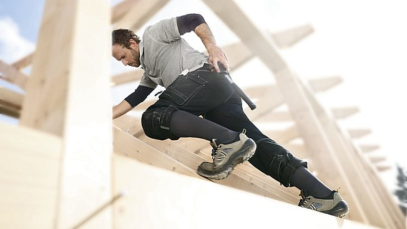 mediven active compression stockings roofer -