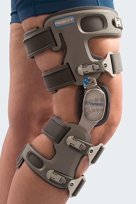The Game Changer knee orthoses medi