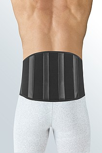 back orthosis support muscles