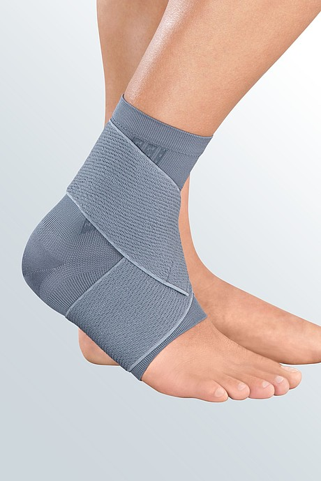 bandage for relief of the ankle
