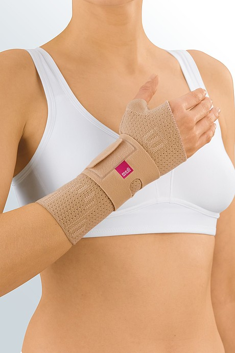 Manumed active wrist supports, sand