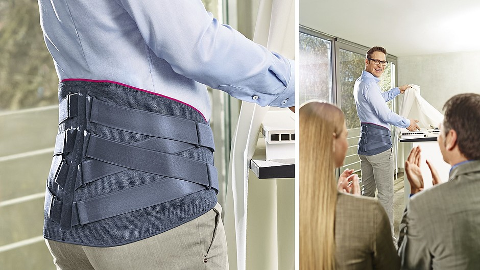 Lumbamed facet lumbar support orthoses architect