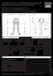 Measurements for mediven® flat knit leg garments