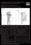 Measurements for mediven® flat knit arm garments