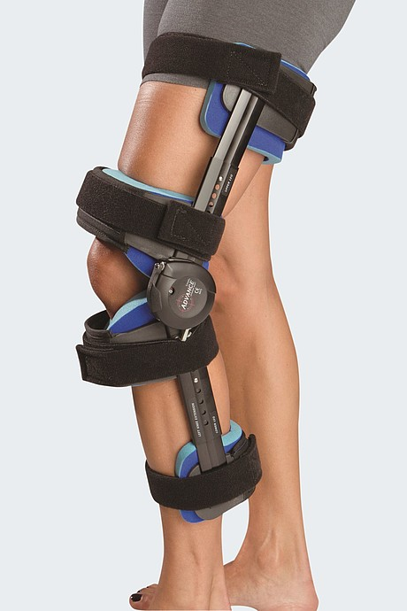 EMPI orthoses for hands, arms, legs and ankles