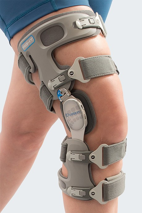 The Game Changer knee orthoses medi