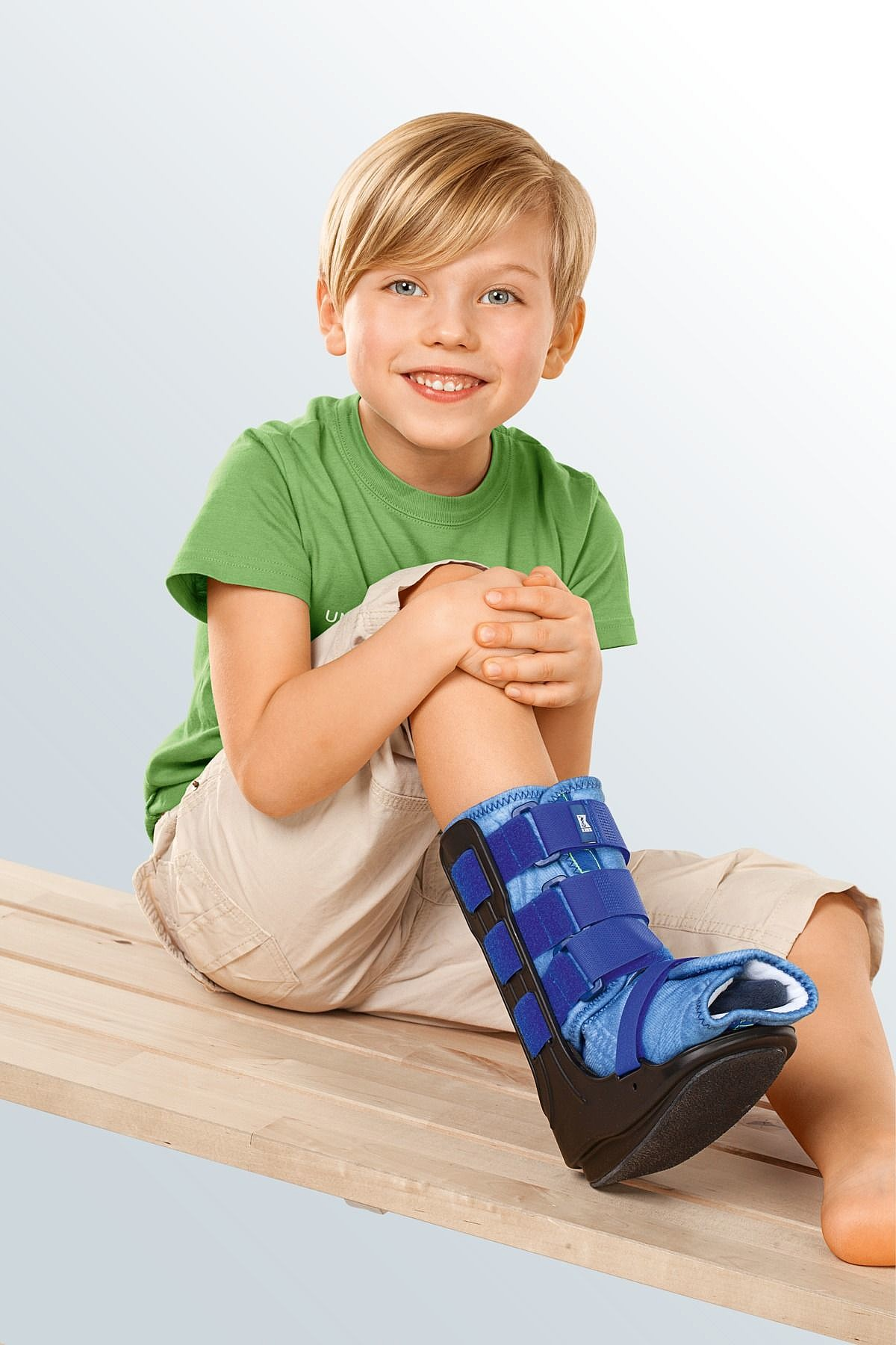 Orthopaedic products especially for children