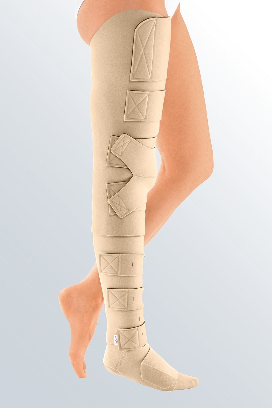 Juxta-Fit essentials upper leg with knee piece