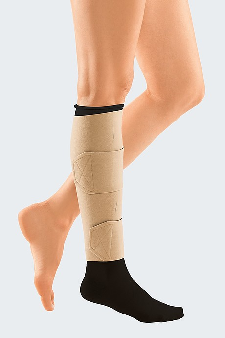 circaid juxtalite with compressive sock black product picture