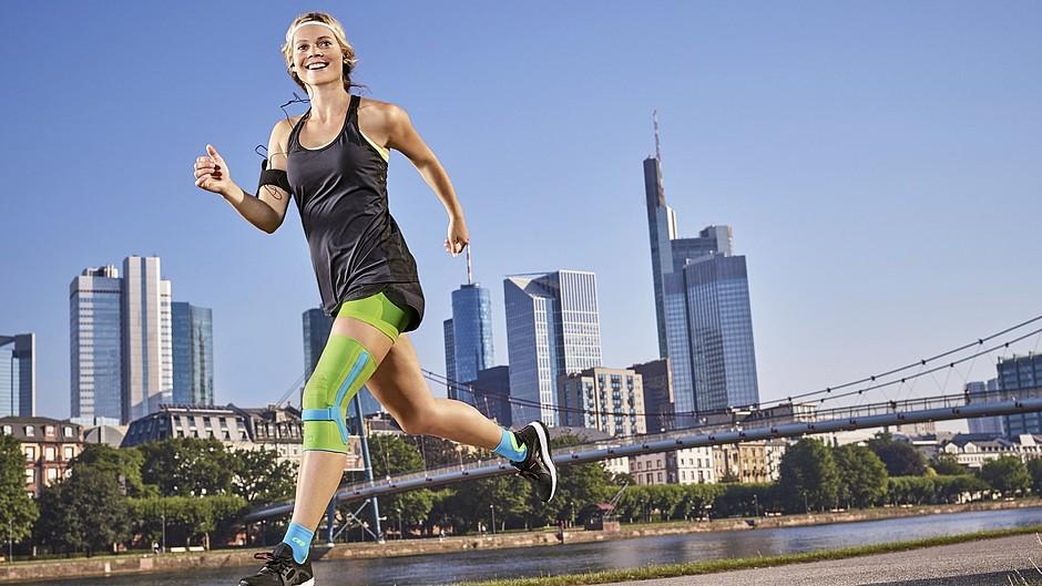 Genumedi PSS knee support sports jogging