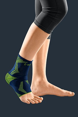 Levamed E+motion ankle supports from medi