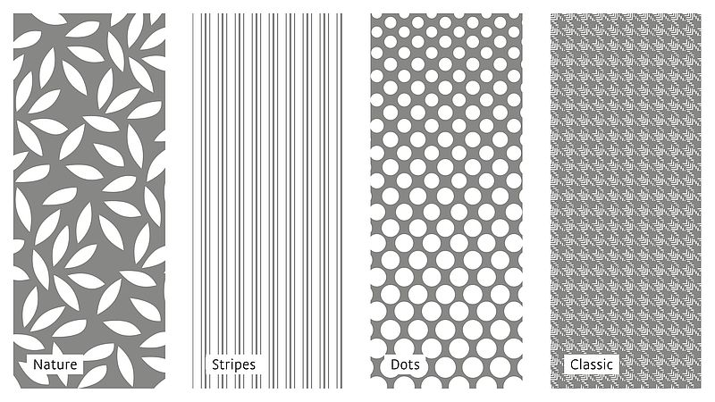 new patterns for mediven compression stockings